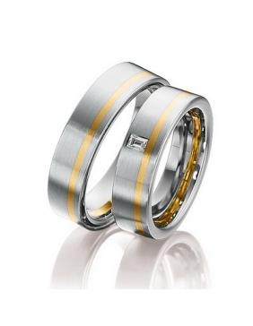 Burme od kombinacije zlata sa dijamantom