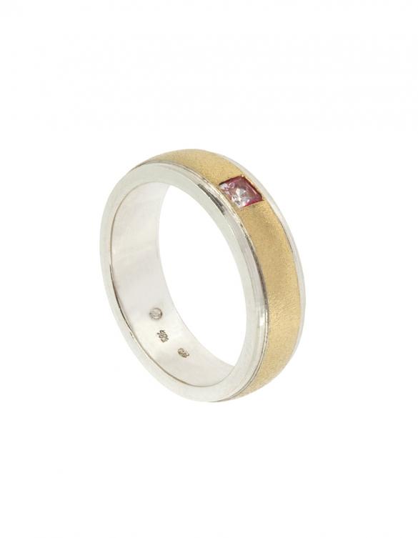 Burme od kombinacije zlata sa rubinom