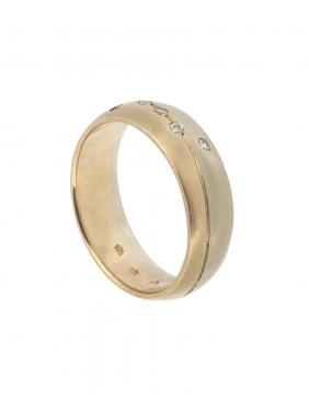 Burme od kombinacije zlata sa dijamantima