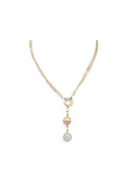Ogrlica od kombinovanog zlata