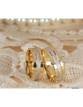 Prsten sa dragim kamenjem talas