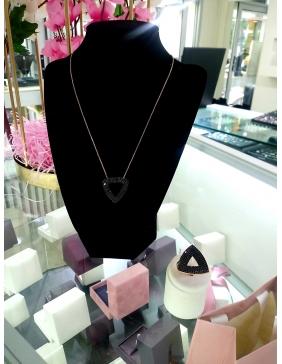 Ogrlica sa dragim kamenjem