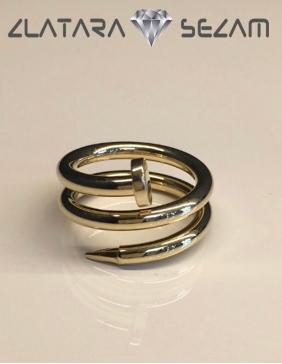 Ekser prsten
